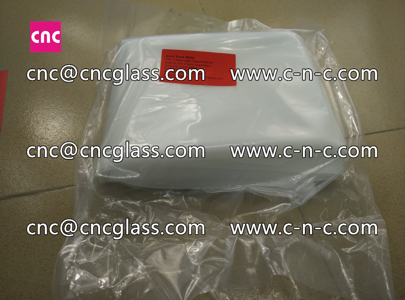 White series of eva glass interlayer film for safety laminated glass  (46)