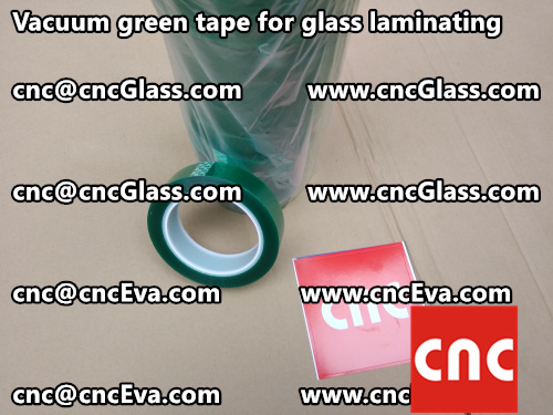 polyester-green-tape-for-safety-glazing-1